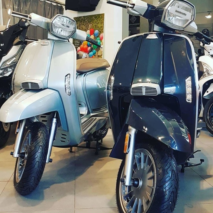 Nuova Lambretta V Special